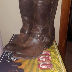Womems western boots
